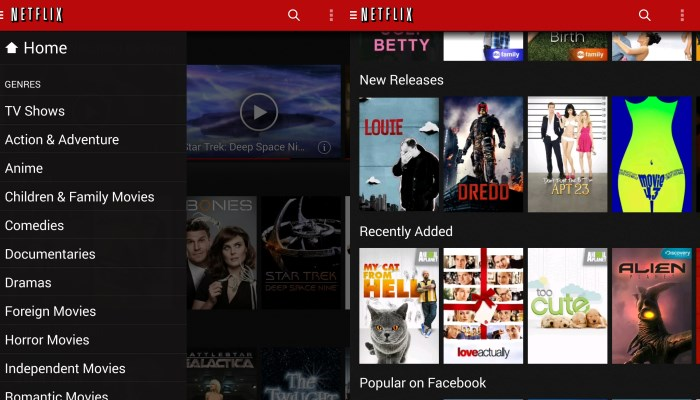 download netflix for android tv apk