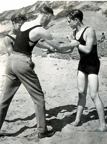 Cocosse | Journal: Boxing on the Beach | Teddy Baldock