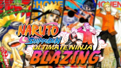 Ultimate Ninja Blazing v1.0.8 Mod Apk (Damage + HP)