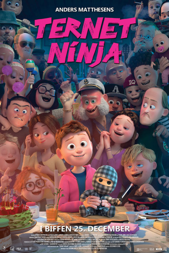 Ternet ninja 2018 Denmark Movie Bluray 720p
