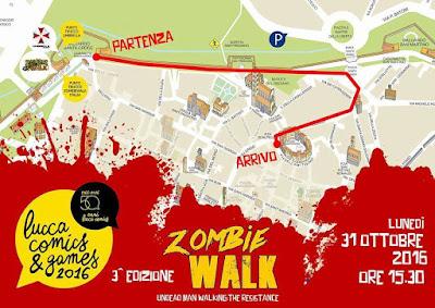 Zombie Walk Lucca- 3^ edizione