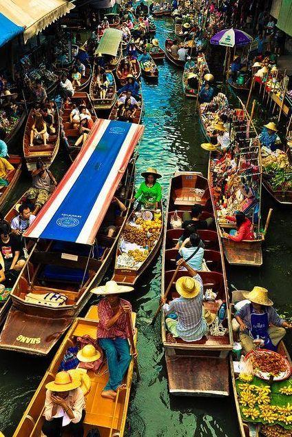 Khlong Lat Mayom, Bangkok