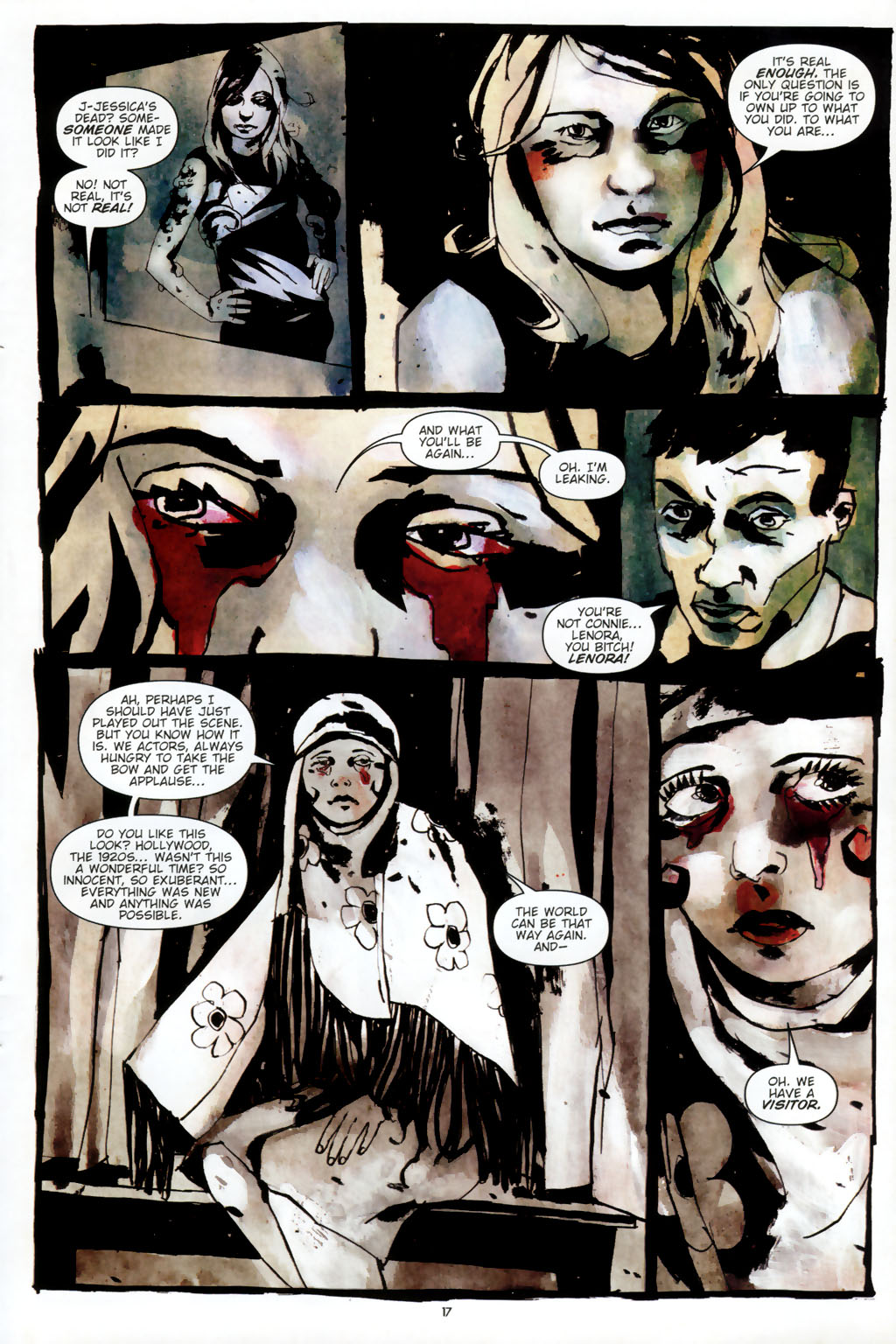 Read online Silent Hill: Dead/Alive comic -  Issue #2 - 19