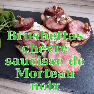 http://danslacuisinedhilary.blogspot.fr/2015/10/bruschettas-chevre-saucisse-Morteau-noix.html