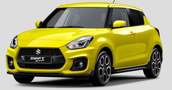 จับได้คาตา!! Suzuki Swift Sport สายโหดรุ่นใหม่หมด…แดนปลาดิบ