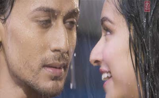SAB TERA - Baaghi - Tiger Shroff & Shraddha Kapoor