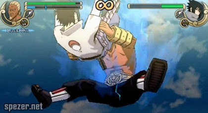 Download Naruto Shippuden Ultimate Ninja Impac PSP ISO Game