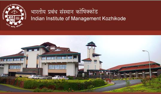Indian Institute of Management-Kozhikode
