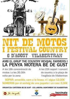 Motos y Country Vilabertran