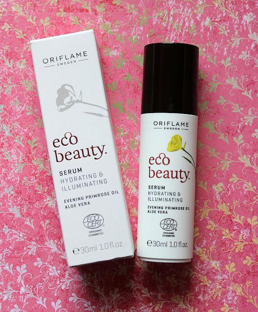 Восстанавливающая сыворотка для лица Ecobeauty