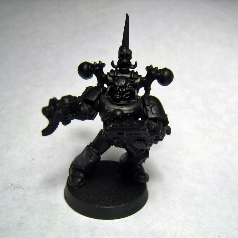 Painting Black Legion Chaos Space Marines | Talk Wargaming