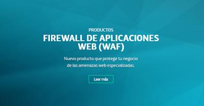 Firewall de Aplicaciones Web ¨(WAF) imagen