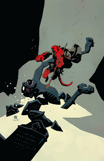 Dark Horse Celebrates the 25th Anniversary of Hellboy