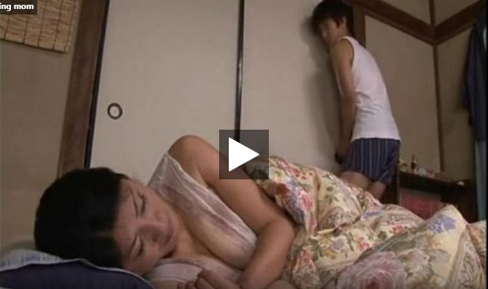 японскую мачеху спящую