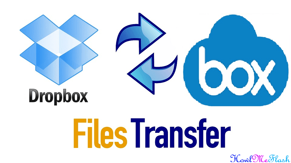 Back Up or Transfer Files Between Dropbox and Box Using Mover