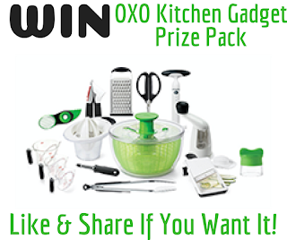 WIN an OXO Good Grips Gadgets Prize Pack