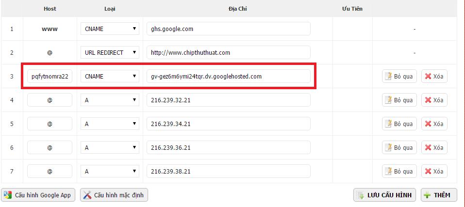 Cách trỏ tên miền từ PaVietNam về Blogspot mới nhất 2016