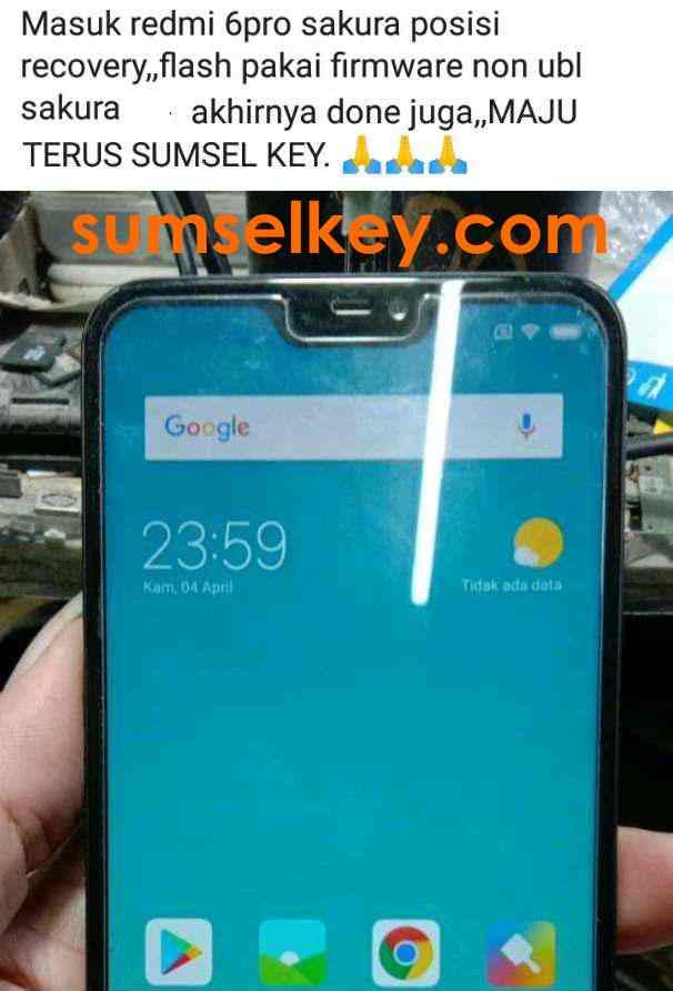 Sumsel Key - Teknisi Ponsel