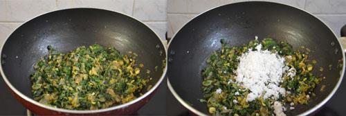 Methi Bhaji Recipe-Methi sabzi