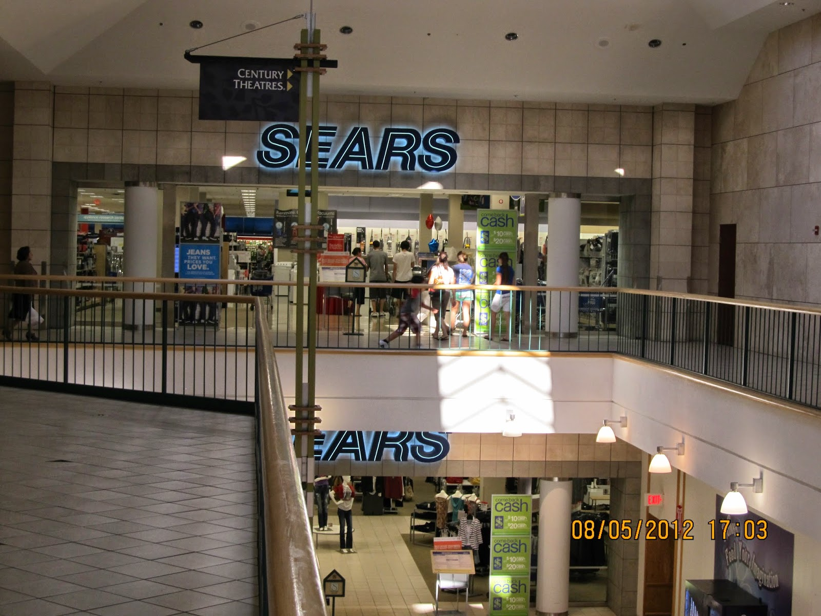 Trip To The Mall Stratford Square Mall Bloomingdale Il