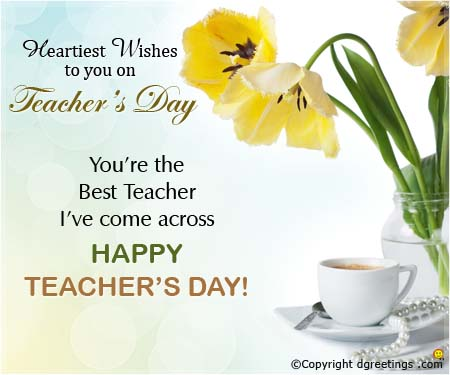 Teacher's Day Quotes Images 8