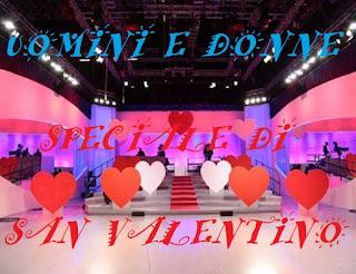 uomini e donne speciale san valentino