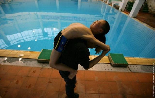 Teknik Latihan Atlet Olimpik China, Cara China Melatih Atlet, Bagaimana China Melatih Atlet Olimpik