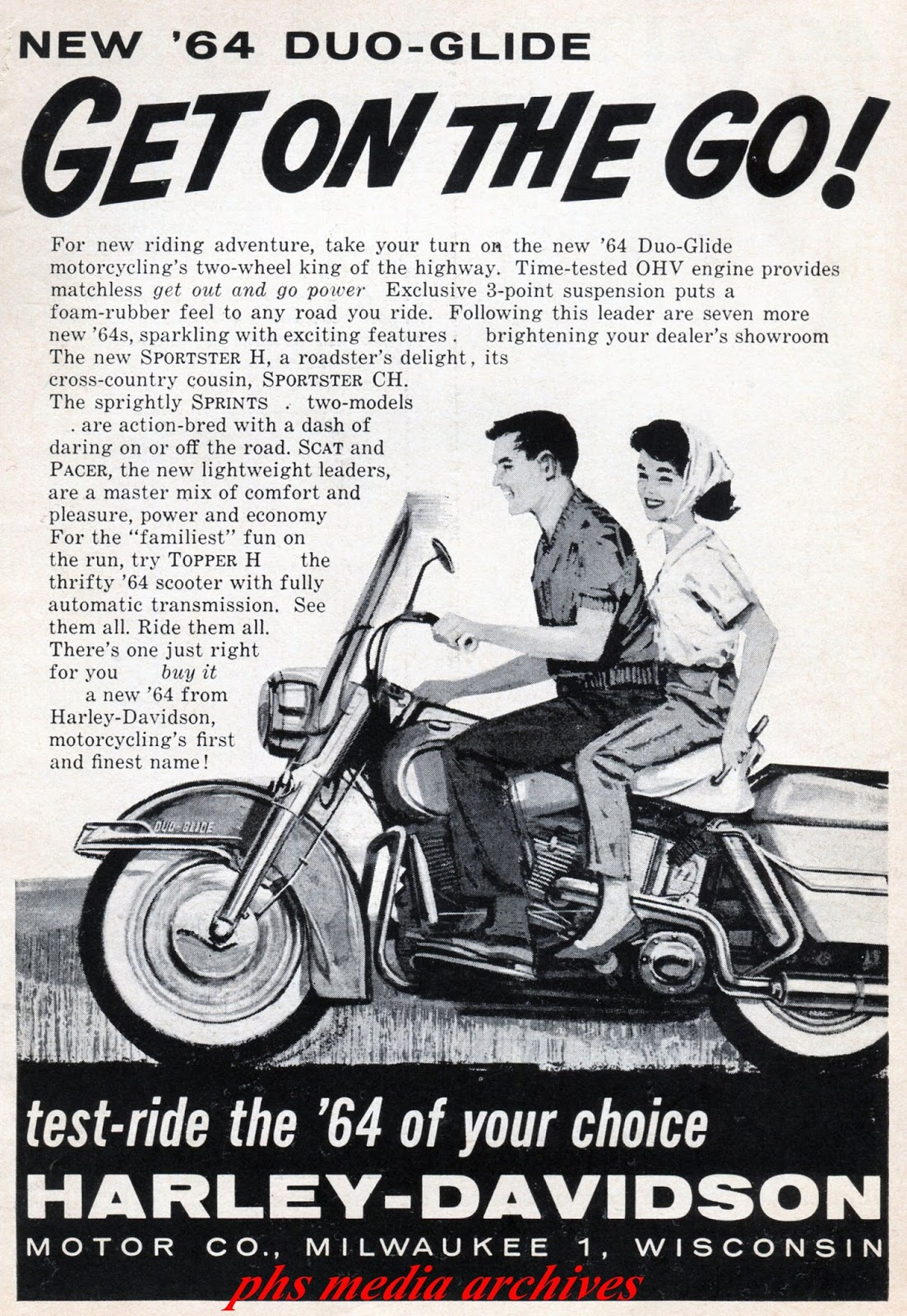 Retro Flashback Feature Those Harley Davidson Babes Early 1972 Golf Cart Wiring Diagram 60s H D Ads Were Mostly Black And White The Woman If She Appeared At All Was Usually A Cute Litttle Annette Funicello Type