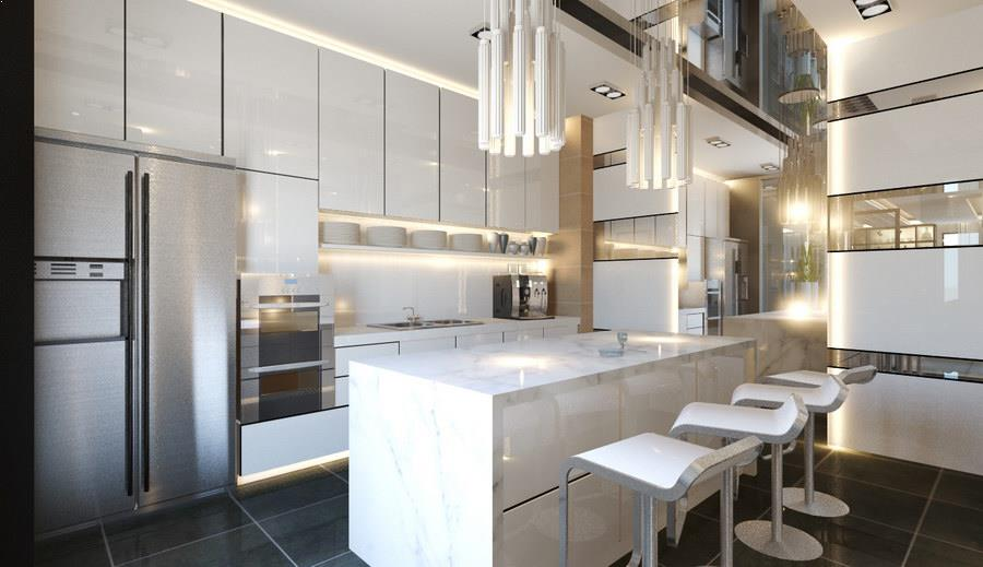 Modern Dry Kitchen Design Best Kitchen Ideas