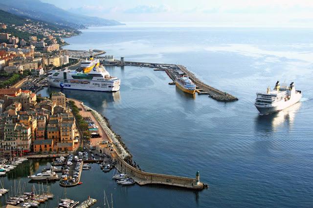 France Corsica Bastia