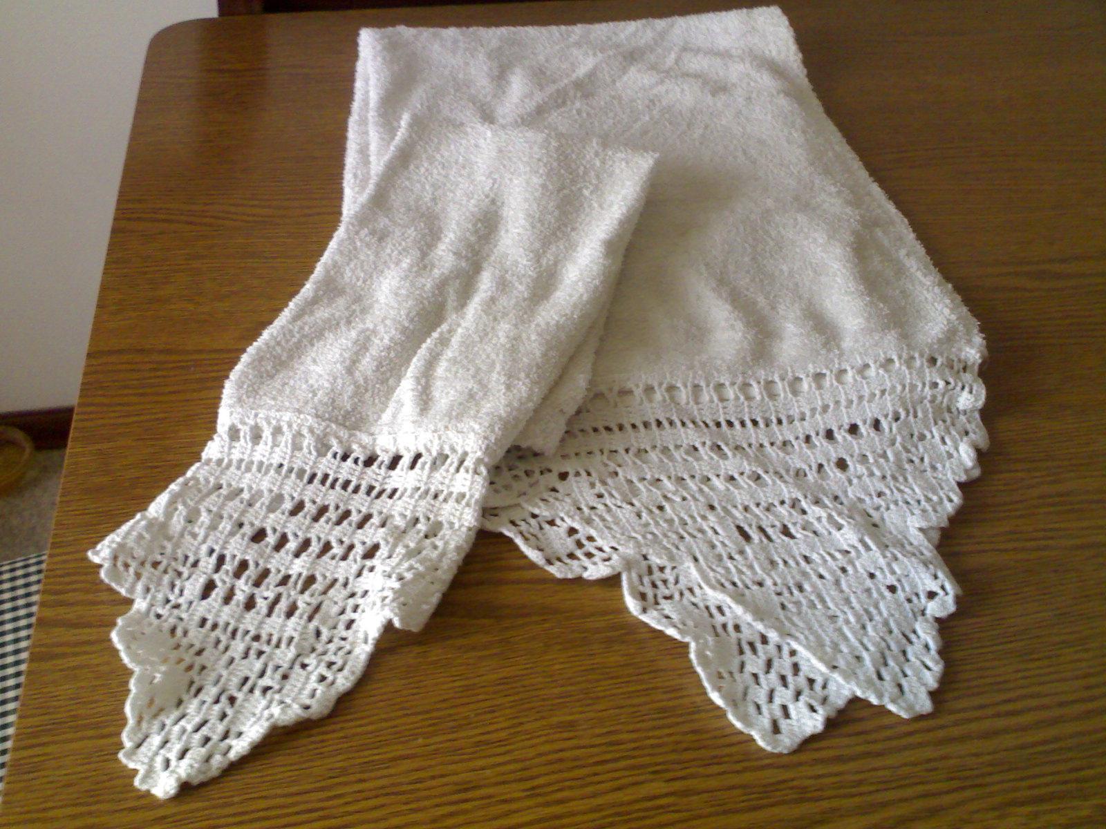 Laboratorio Di Zia Polly Bordi Alluncinetto Per Asciugamani