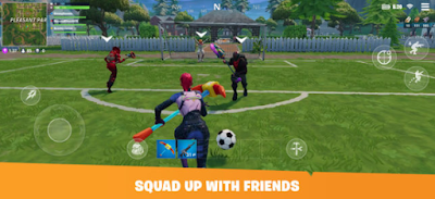 fornite screenshot image 1 for android - Android Games Ocean
