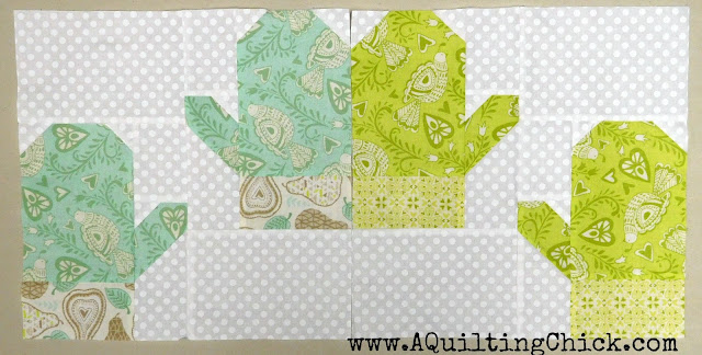 A Quilting Chick - Have a Jolly Little Christmas