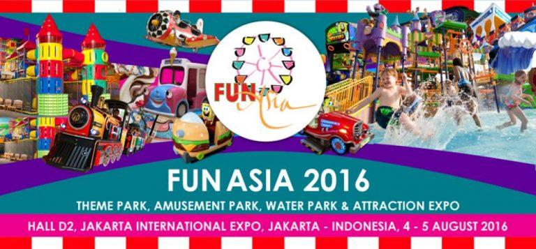 Fun Asia Expo Jakarta international Expo Kemayoran