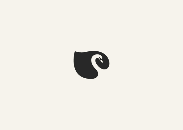 ©George Bokhua. Negative space animal masterpieces