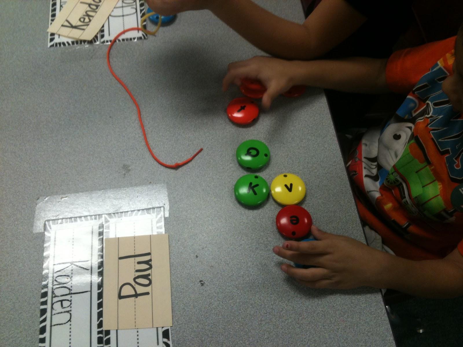 Kreative In Kinder Literacy Learners