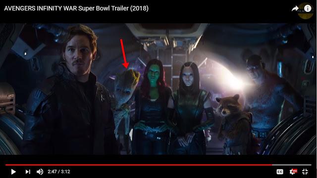 Siapakah Thanos dan Fakta Wajib Tahu Sebelum Menonton Infinity War 2018