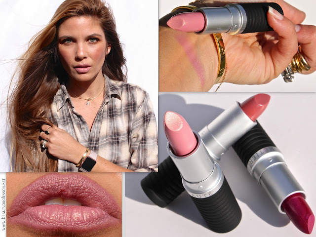 le metier de beaute palm springs lipstick swatches