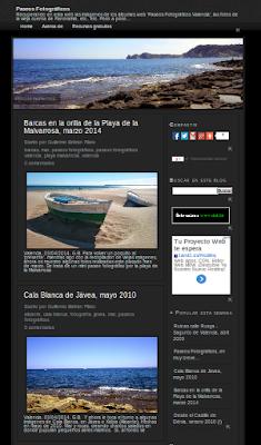 Acerca de Paseos Fotográficos TK (antes Paseos Fotográficos Valencia)
