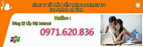 Lắp Đặt Internet FPT Phường Nguyễn Du, Tp Hà Tĩnh