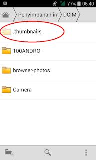 Cara mengembalikan foto yang terhapus di android tanpa aplikasi