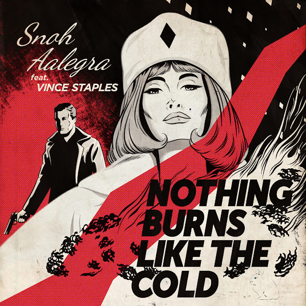 Snoh Aalegra - Nothing Burns Like the Cold (feat. Vince Staples) - Single Cover