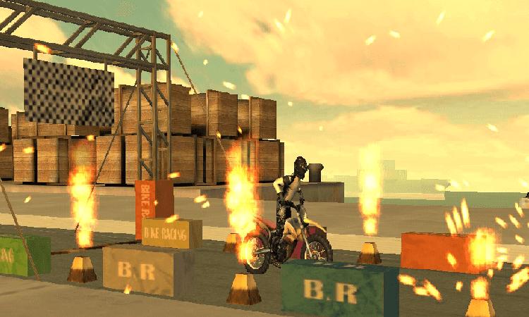 تحميل لعبة دراجات نارية bike racing 3d للاندرويد