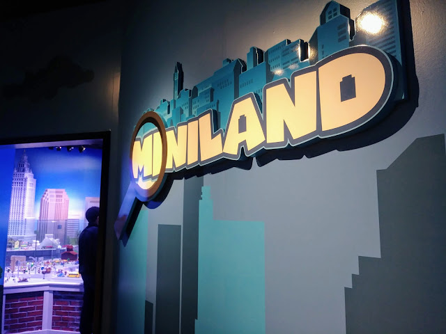 LEGOLAND Discovery Center Columbus Miniland
