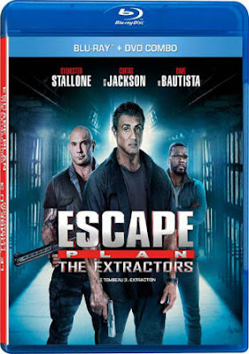 Escape Plan The Extractors 2019 Eng 1080p BRRip 600mb HEVC x265