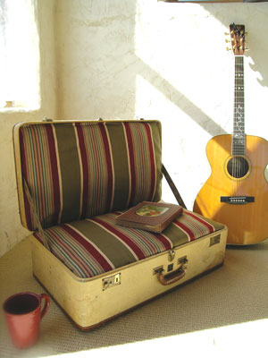 l00t: Upcycle: Vintage Suitcase