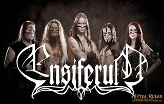 Photo des membres d'Ensiferum