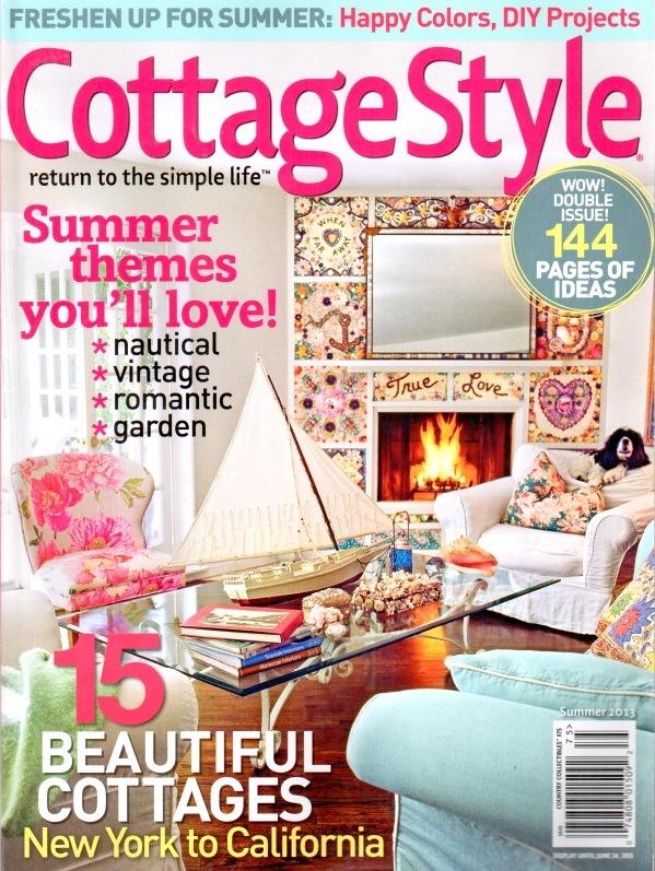 Cottage Style Magazine Summer 2017