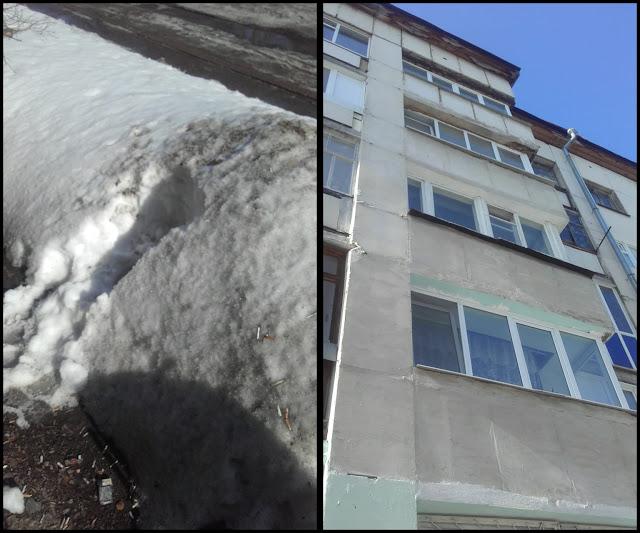 В Уфе с 5 этажа упал полуторагодовалый малыш