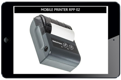 Printer Barcode Mobile